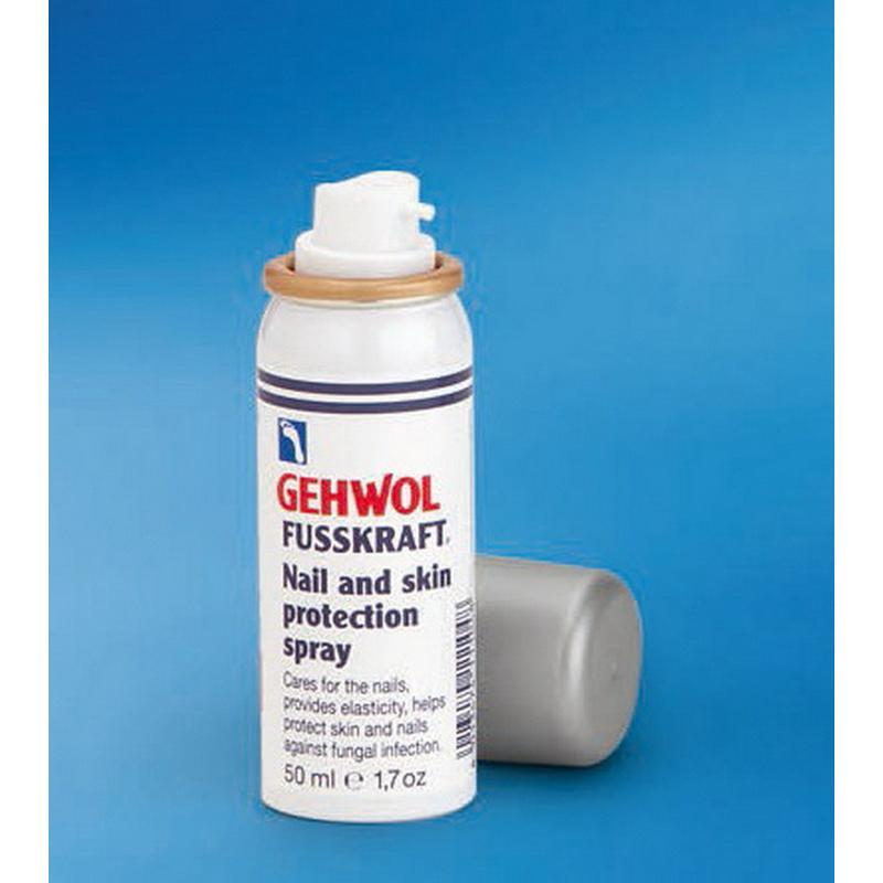 gehwol fusskraft nail and skin protection spray